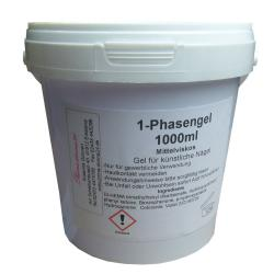 1000ml UV 1-Phasen Gel 3in1 mit Gilb-Stop MADE IN GERMANY
