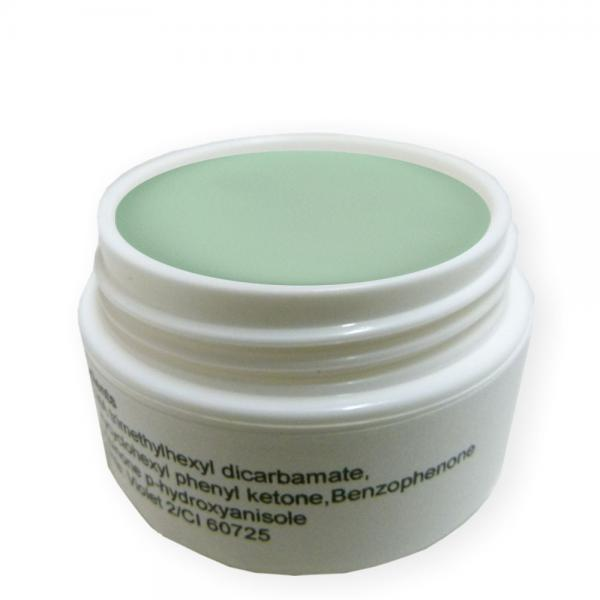 5g ca.15ml Acryl Puder Pastel Green Pulver Acrylpulver Acrylpuder
